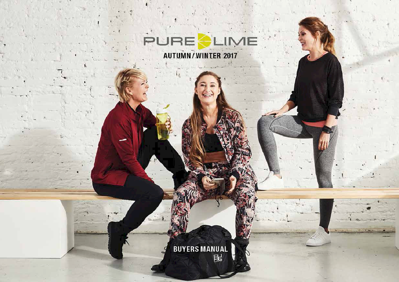 Catalogus AW2017 Pure Lime