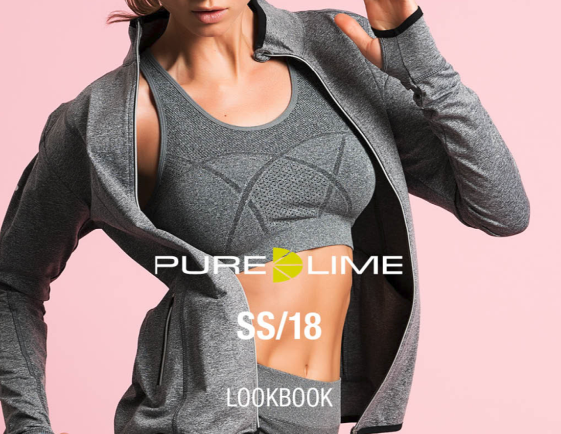 Catalogus SS 2018 Pure Lime
